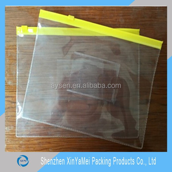 shenzhen supplier quality guarantee PVC swimsuit plastic bag/pvc swimsuit bag/ pvc packaging bag for swimwear bag