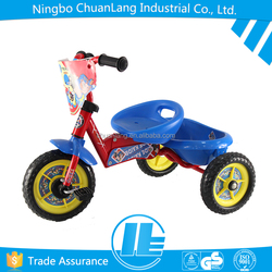super quality great material professional supplier big wheel trikes for kids