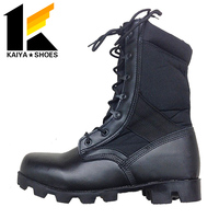 Men's High Top Desert Ankle Boots Military Lace Up Combat boots