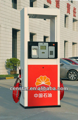 Compressed natural gas dispenser/CNG filling equipment dispenser