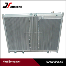 Chinese manufacturer of Aluminum Plate Bar Oil/Air Cooler for Compressor