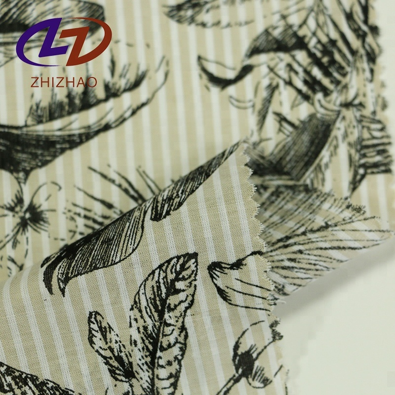 Durability fabric 100% printed <strong>cotton</strong> with woven for Industry
