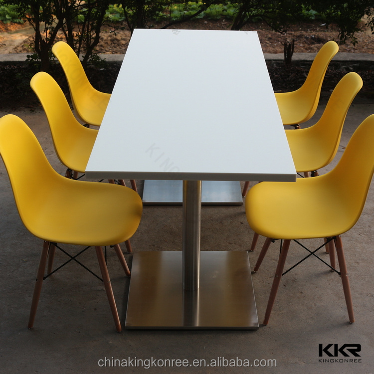 Pizza Fast Food Restaurant Table And Chair