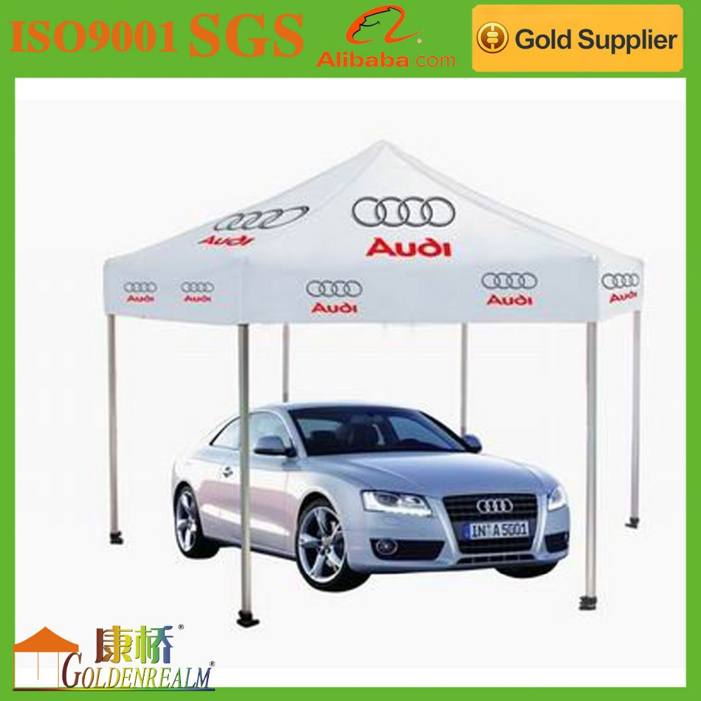high quality car parking canopy tent outdoor for promotional