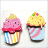 Ice cream 3d stickers for scrapbooking