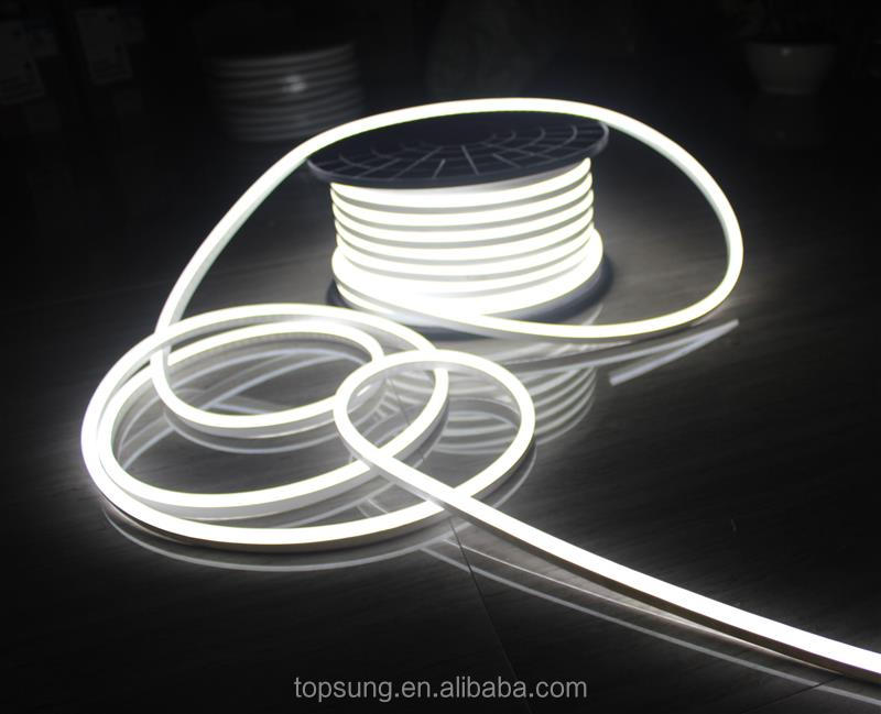 Amazing 24v mini flexible led neon 9x18mm Topsung