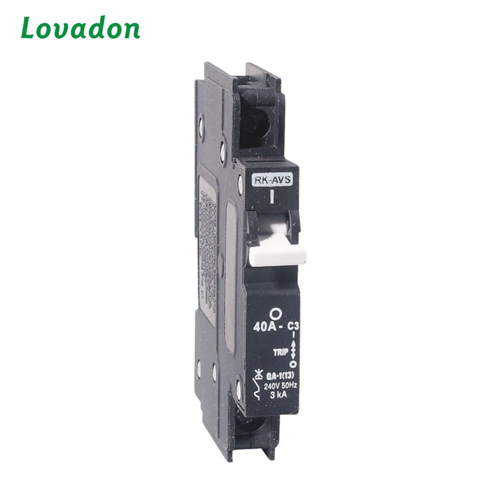 SA Series MCB 4500A Breaking Capacity 50A Miniature Circuit Breaker