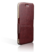 Luxury ultra-slim wallet flip leather flexible PU folio stand case for iPhone 6s,6s plus