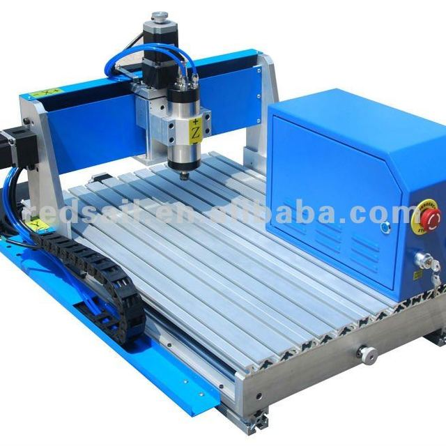 easy operate 3 axis cnc router machine RS-4060 in good price