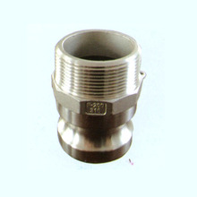 Stainless Steel Fuel Line Quick Connector/camlock Coupling