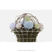 Most Popular Easter Festival Decoration Colored Egg Bulk