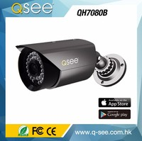 Sale Q-SEE Brand CCTV System IR Waterproof 720P CCTV Camera with SONY Solution, CCTV Power Supply ,Security Solution