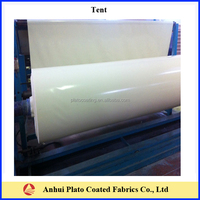 pvc roofing membrane fabric made in vinyl coated tarpaulin