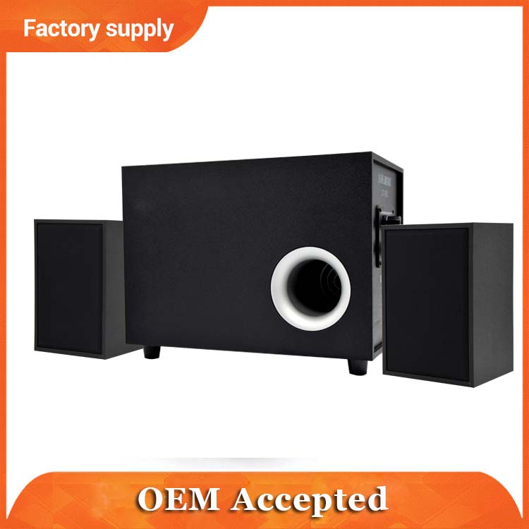 AC220V-50HZ active subwoofer home audio theater speaker system
