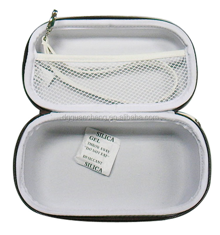 GC-New silk- printing Clear Toiletry Travel Kit EVA Organizer eva Cosmetic Makeup Bag