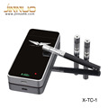 Jinnuo X-TC1 rechargeable top filling electric cigarette with 1100mah pcc case
