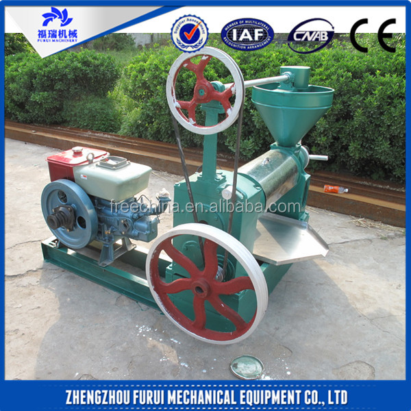 CE certification mini screw oil press for soybean/small olive oil press for sale/groundnut oil mill