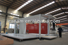CANAM- hydraulic system 20 ft container house