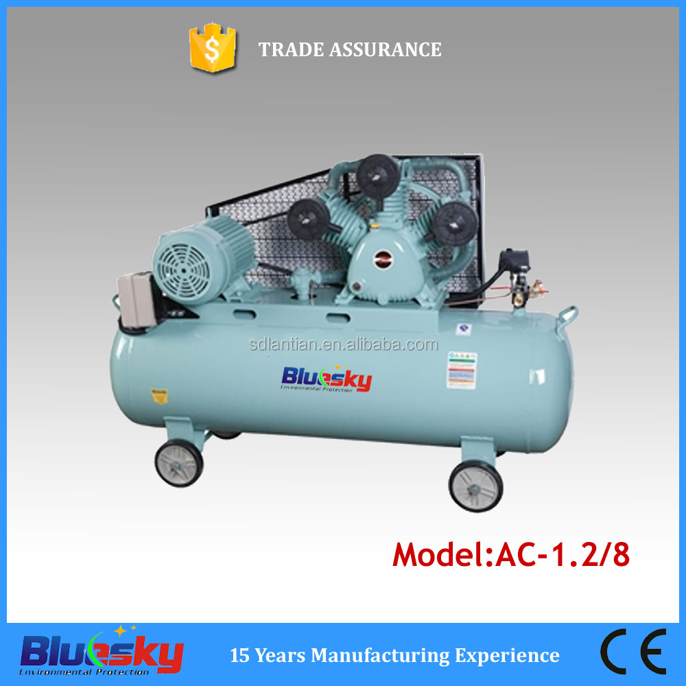 Bluesky high quality air compressor AC-1.2/8