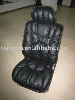 pu car seat cushion/pvc automobile seat cover