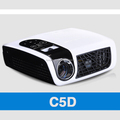 Mini 3D LED Projector C5D With 2D~3D Conversion Function