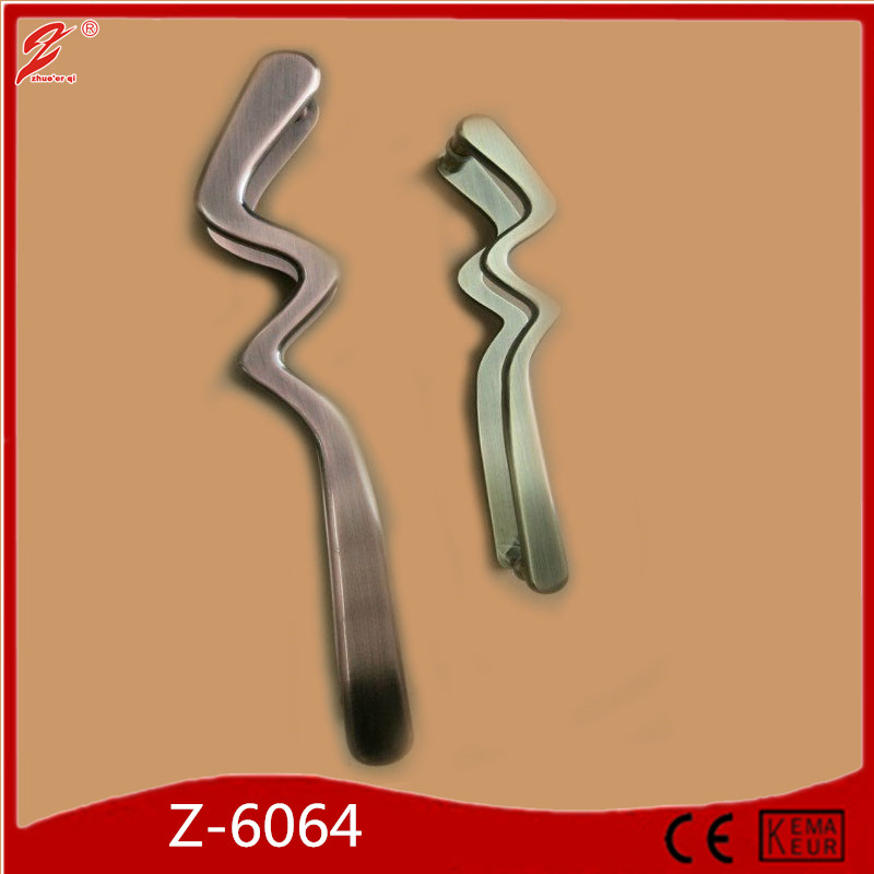 fashionable style aluminium accessories door and window handle