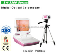 Electronic Colposcope, colposcope software, colposcope camera