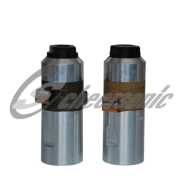 hot sale Ultrasonic 1000W plastic welding transducers
