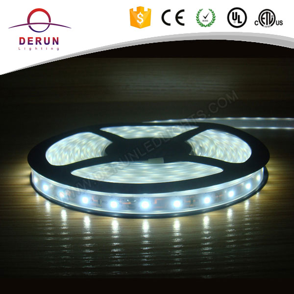 UL listed 50000 working hours led strip 3528 with natural white color