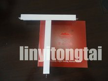 flat t bar/suspended ceiling t grid/t-bar metal grid