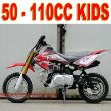 50cc Gas Powered Dirt Bike for Kids