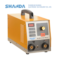 Stud welding machine with accessories