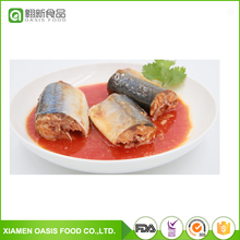canned mackerel155g/425g tomato sauce chili