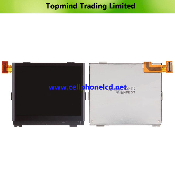 For BlackBerry Bold 9700 LCD Screen 004/111 Black