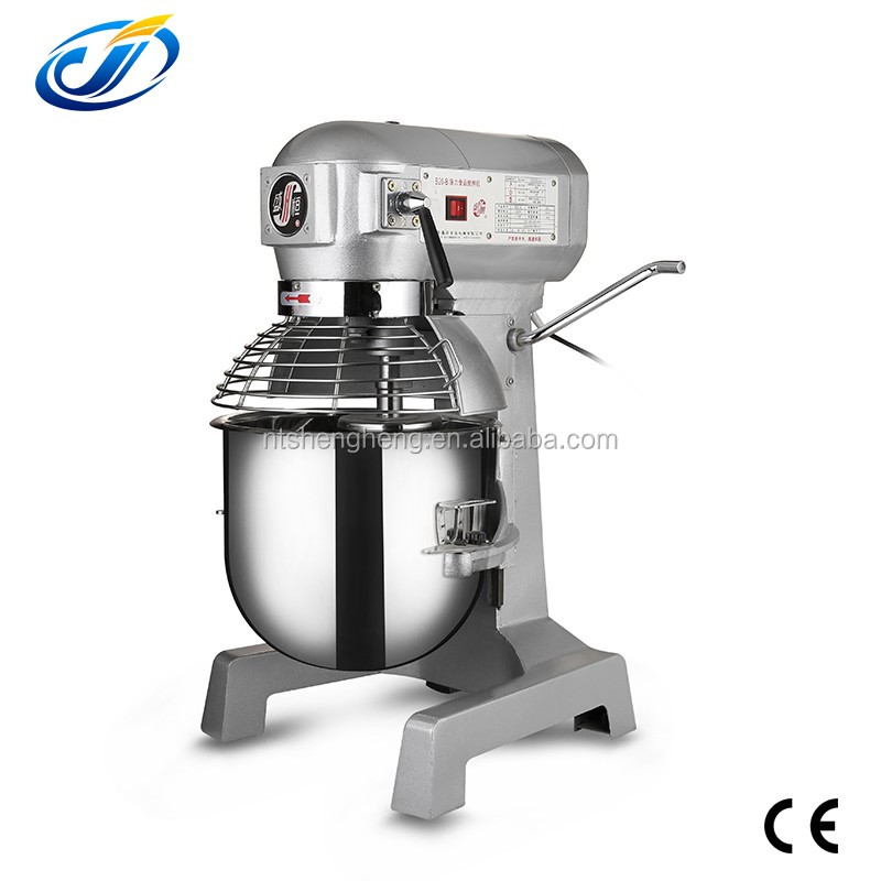 INDUSTRIAL PLANETARY FOOD MIXER 20L BAKERY EQUIPMENT