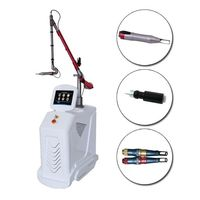 South Korea imported laser arm 532nm 1064nm 755nm laser q switch for tattoo removal