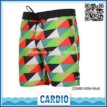 outdoor big stripe casual sportswear mid blackout blue boardshorts