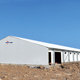 Modern Chicken Farm Building With Full Set Automatic Chicken Farm Equipment