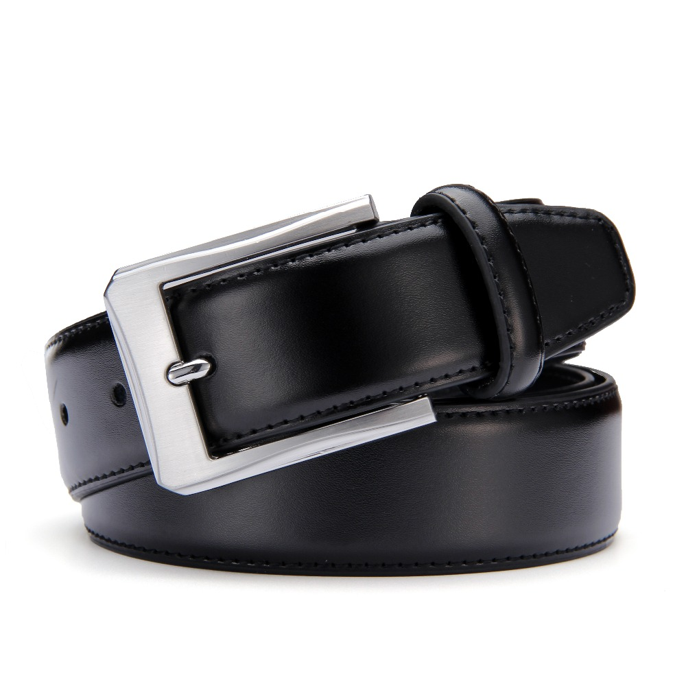 High Quality casual durable real leather <strong>belts</strong> for business man