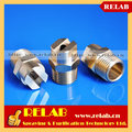 Industrial Surface Washing Treatment SS and Brass Water Jet Flat Fan Nozzle