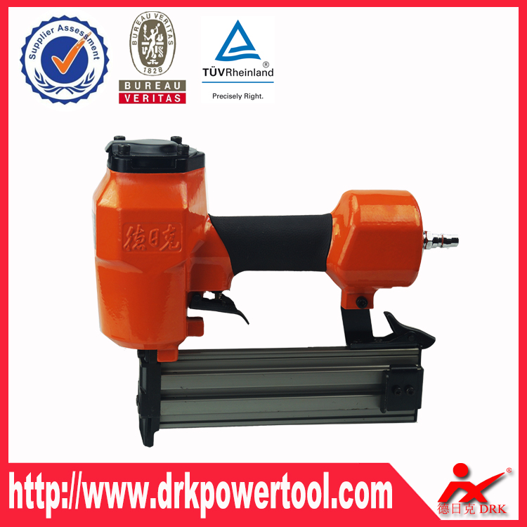 Professional hand tools orange air nail gun T50