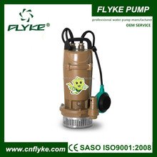 1/2 HP Submersible Aluminum Iron and Steel Sump Pump With Integrated Vertical Float Switch