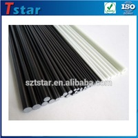 wholesale High quality solid fiberglass rods with fatory price