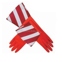 whole sale powder free latex hand gloves