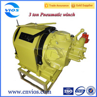 Gold mining & coal mine equipment 3 ton towing winch