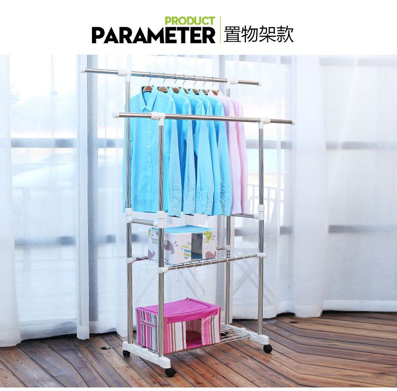 New and hot custom design accordion clothes drying rack with many colors