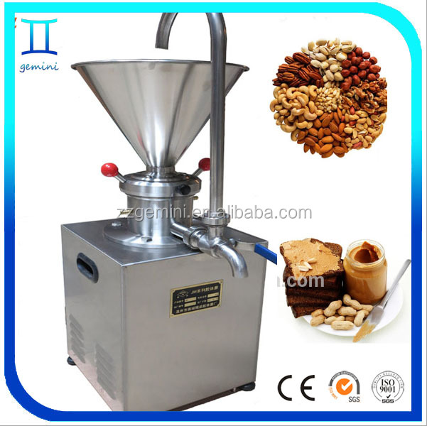 Best price commercial machine grinding cocoa/peanut butter machine