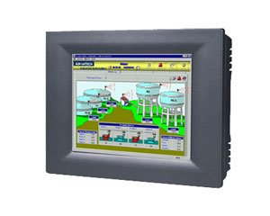 "5.7"" QVGA CSTN LCD XScale PXA270 Touch Panel Computer"