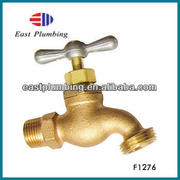 F1276 Hot Saled East-Plumbing Commonly Used Beautiful Single Handle Wall Mounted Vessel Sink Faucet