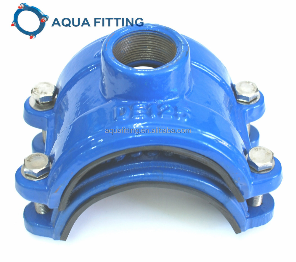 Tapping saddle for pvc pe pipe buy